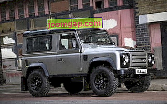 Land Rover Defender XTech Special Edition 90 Hard Top grigio