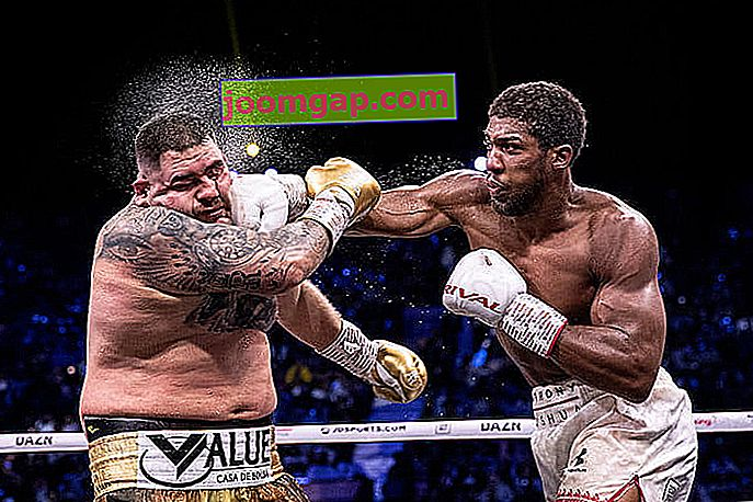 Top Rank Boxing: Anthony Joshua gegen Andy Ruiz II