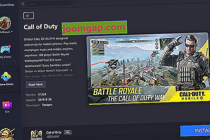 Call of Duty Mobile PC-Anleitung