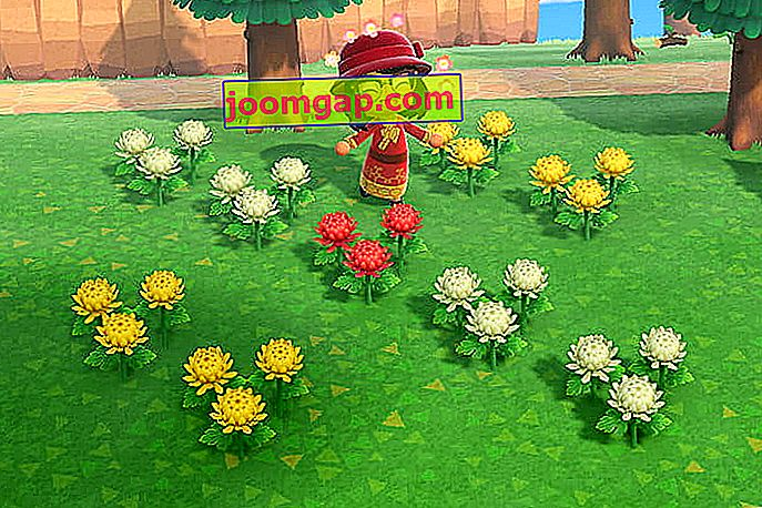 Animal Crossing New Horizons Hybridblumen
