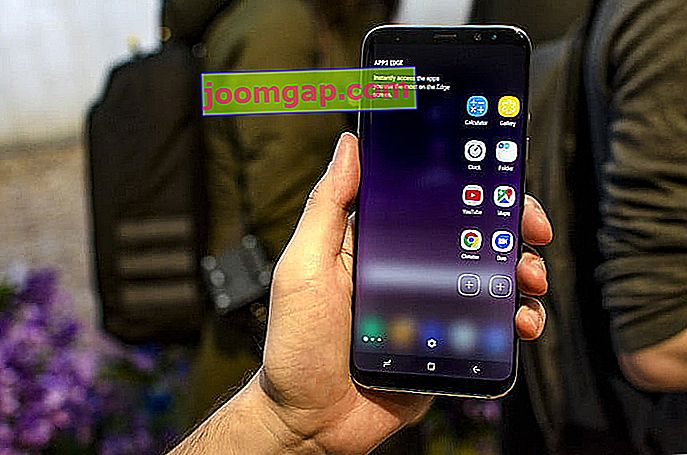 Galaxy S8 Plus, wie man Android root