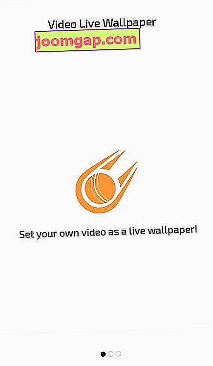 Video Live Wallpaper Android