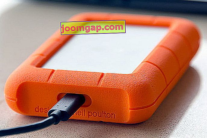 LaCie Rugged Type-C