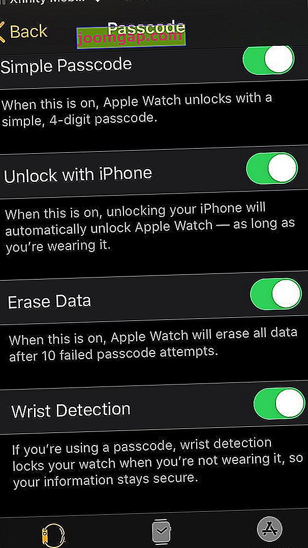 wie man Apple Pay Watch55 verwendet