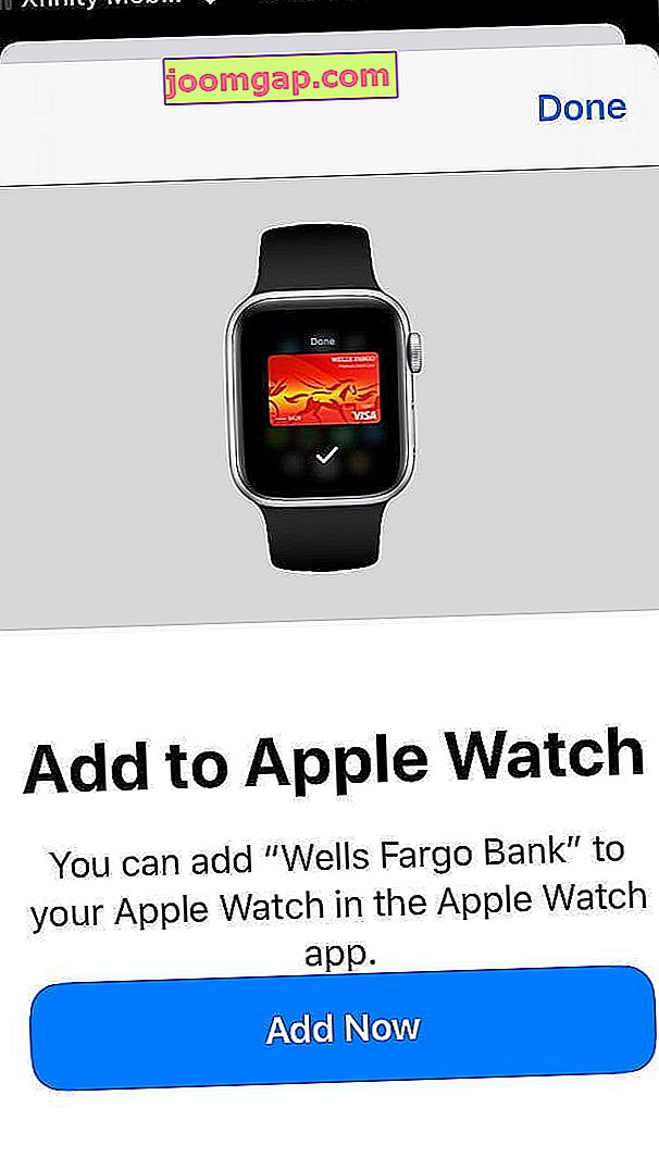 wie man Apple Pay Wallet9 verwendet