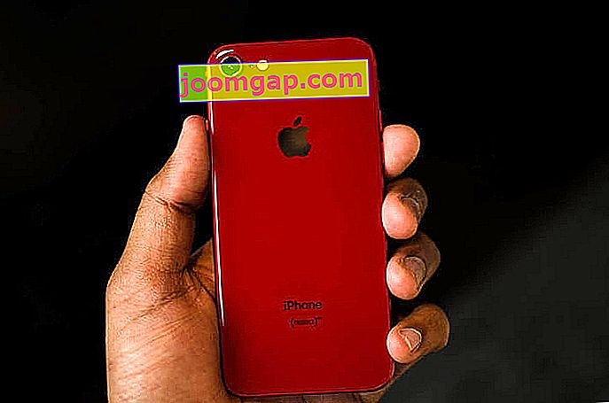 iPhone 8 Produkt (ROT)