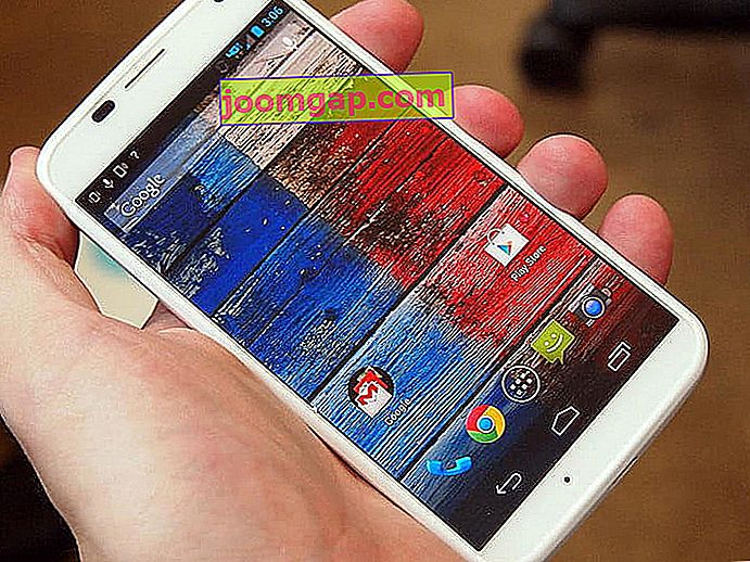 come fare uno screenshot su moto x e g motorola front