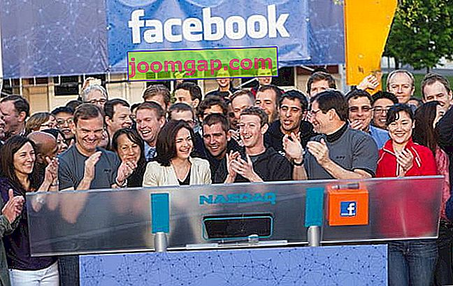 mark zuckerberg menampilkan 290164 facebook ipo
