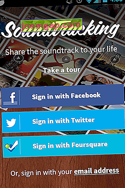 SoundTracking Android(1)