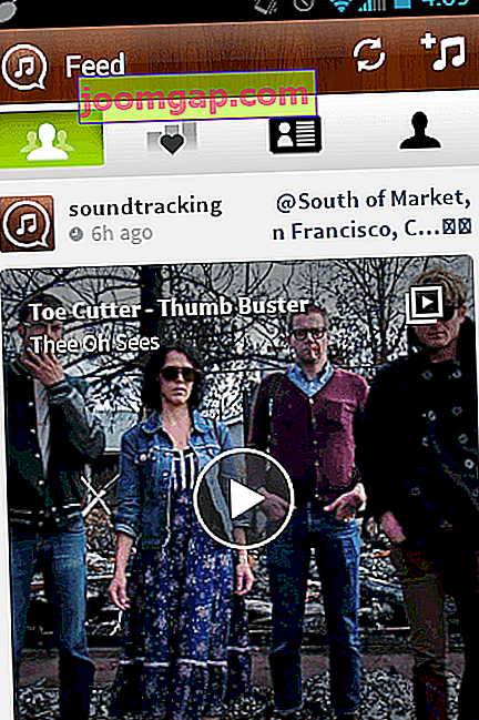 SoundTracking Android(2)